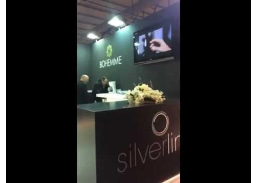Silver Line στην έκθεση εικαστικής δημιουργίας στο MEC Παιανίας