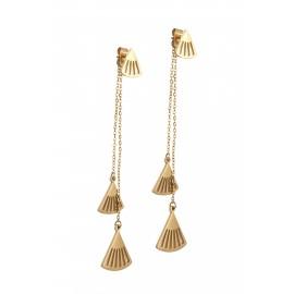 Γυναικεία σκουλαρίκια Από ανοξείδωτο ατσάλι