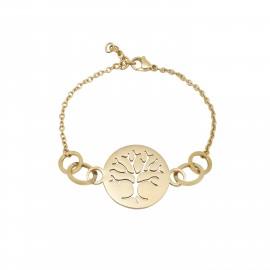 """Γυναικείο βραχιόλι με """"δέντρο ζωής"""""""