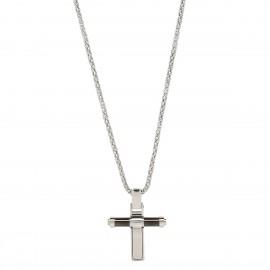 Ανδρικό Κολιέ με σταυρό