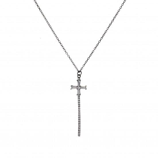 Γυναικείο κολιέ σταυρός