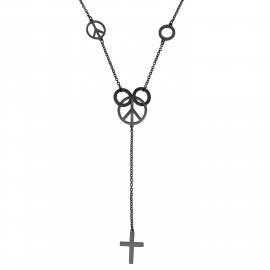 Γυναικείο κολιέ με σταυρό
