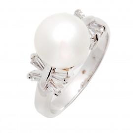 Ασημένιο Γυναικείο Δαχτυλίδι