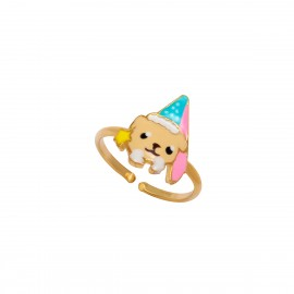 Ασημένιο δαχτυλίδι woofie
